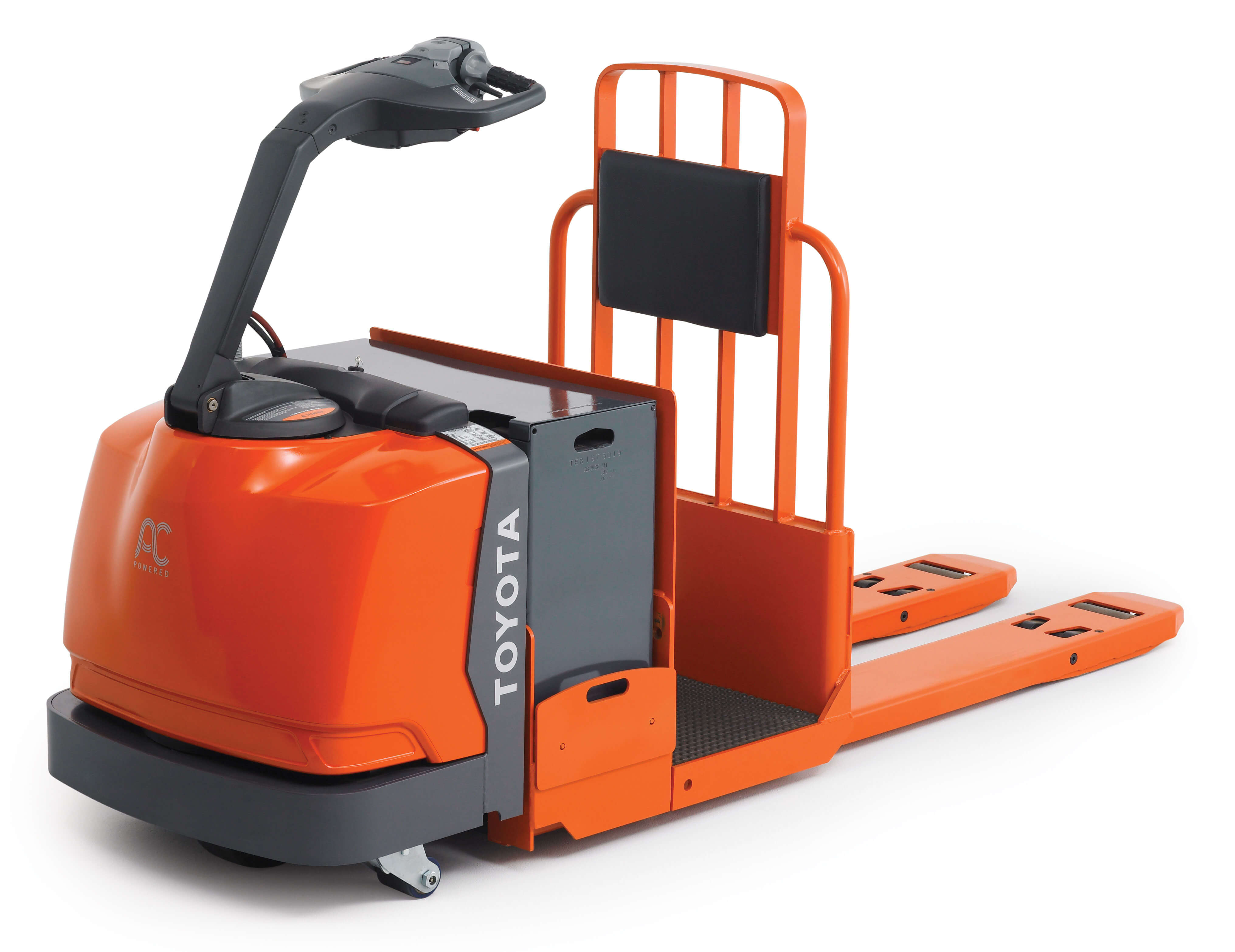 Center rider pallet trucks a complete list for Crown motors service center