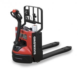 Electric Walkie Pallet Jack Raymond 8310