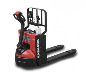 Electric Walkie Pallet Jack Raymond 8210