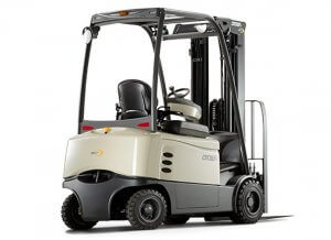 Crown 4-Wheel SC Series Counterbalance Forklift