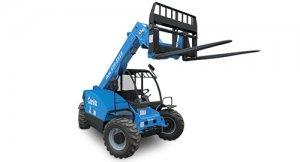 Genie Telescopic Handler Forklift GTH-5519