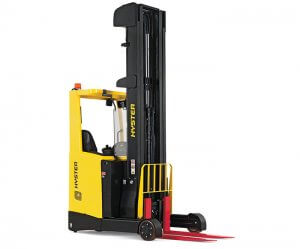 Hyster Moving Mast Reach Truck