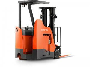 Industrial Reach Forklift Truck