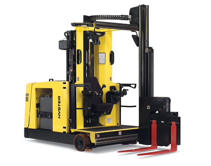 Industrial Side Loader Forklifts