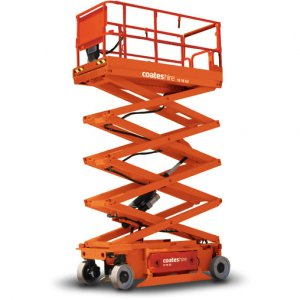 Coateshire Electric Scissor Lift