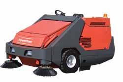 Armadillo 10X floor cleaning equipment