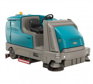M17 Battery Rider Combination Sweeper-Scrubbers